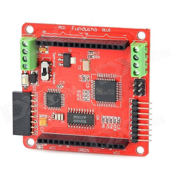 Full-Color-8-x-8-LED-RGB-Matrix-Screen-Driver-Board
