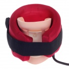 YIDE Cervical Traction Device - Red + Black