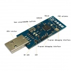 Bluetooth V4.0 CC2540 USB Dongle Development Board Support Protocol Analysis BTool - Blue