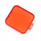 A-DR Diving Housing Red Filter for GoPro Hero 4 / 3+ - Red