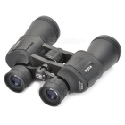 BIJIA 20x50 7X Super Eyepiece High Power Binoculars - Black