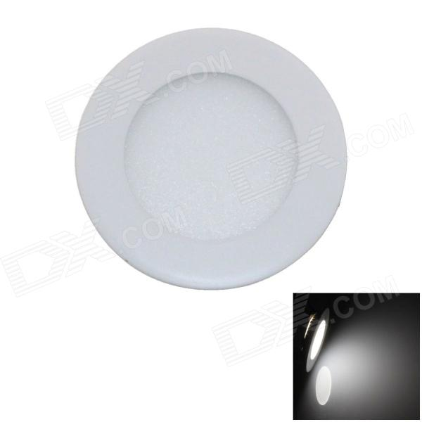 TH220V-4W-W 4W 340lm 6000K 20 x SMD 2835 LED White Light Ceiling Light w/ Driver -White (AC 90~265V)