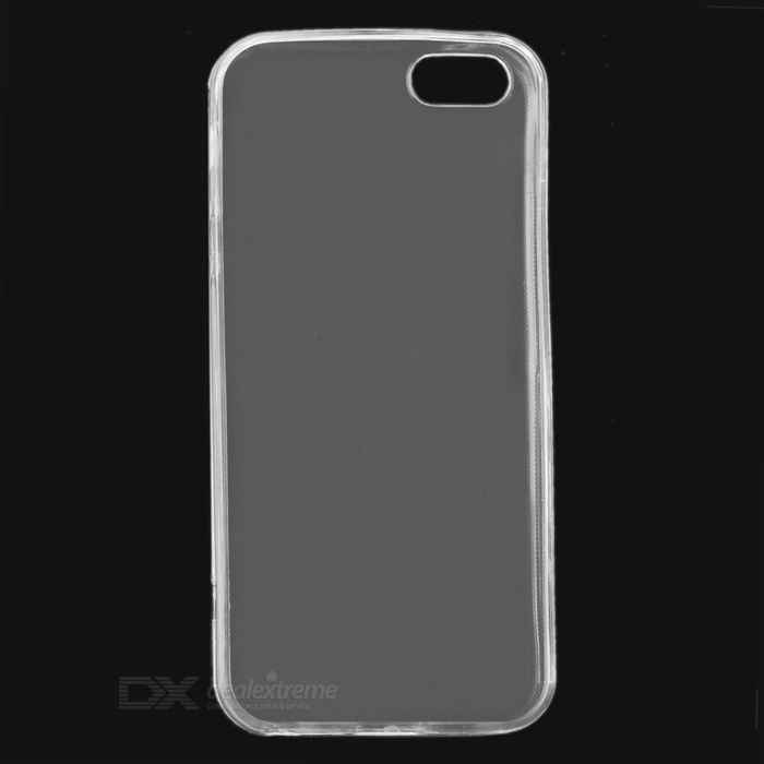 Protective 0.1mm TPU Back Case for IPHONE SE/5/5S