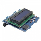 Negative 16 x 2 LCD + Keypad Kit w/ RGB Backlit for Raspberry Pi - Black