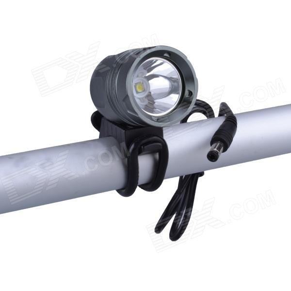 RichFire SF-533 LED 750lm White 4-Mode Bicycle Light Headlamp - Dark Grey (4 x 18650)