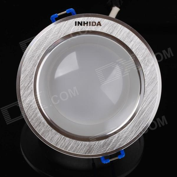 INHIDA IHD-X03A019W.W 3W 160lm 3000K 6 x SMD 5630 LED Warm White Light Ceiling Lamp - (AC 85~265V)