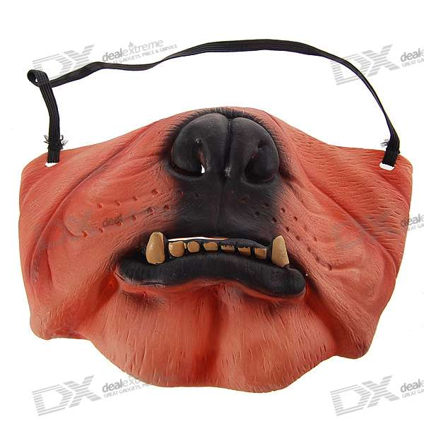 Halloween Scary Devil Mouth Mask (Assorted)
