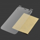 Protective Matte PET Screen Protectors for Moto G - Transparent