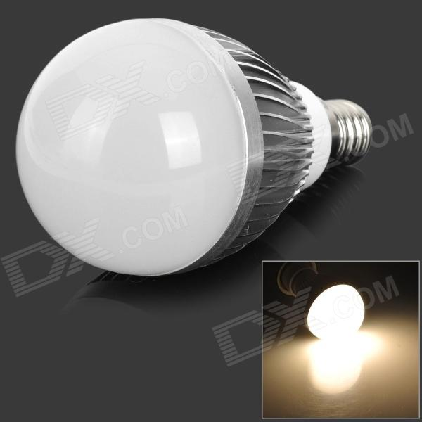 lexing LX-QP-20 E14 6W 470lm 3500K 15-5730 SMD LED Warm White Light Dimmable Lamp (AC 220~240V)