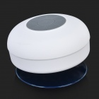 Water Resistant Portable Bluetooth V3.0 Speaker w/ Microphone / Suction Cup / Hands-Free
