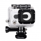 Fat Cat Advanced 360° Rotation Side Open Housing Protective Case for GoPro Hero3+ / 3 - Black
