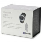 "0.9"" Screen Bluetooth V2.0 Wrist Watch - Black"