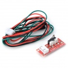 020805 Endstop RAMPS 1.4 Mechanical Limit Switch for 3D Printer - Red