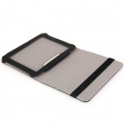 Special Photo Frame Design PU Leather Protective Case with Support Function for 8 inch Tablet