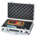 "BENETECH GM100 2.4"" LCD Digital Ultrasonic Coating Thickness Gauge Painting Tester - Yellow"