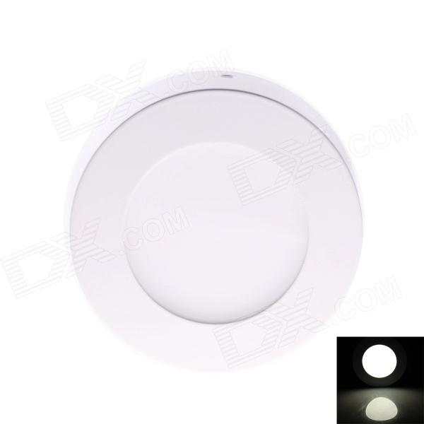 JOYDA-MBM4110YWH DC Plug 6W 700lm 6000K 30 x LED White Round Ceiling Light - White (AC 85~265V)