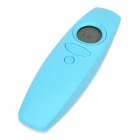 "0.95"" LCD Digital Non-Contact IR Thermometer - White + Light Blue"