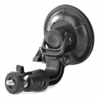 90mm Car Suction Cup Mount Holder for Camera / DV / GoPro / IPHONE / Samsung / HTC + More - Black