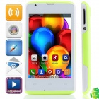 "S11(S311) MTK6572 tokjerners Android 4.2.3 GSM Bar telefon med 4.0"" skjerm, to 2.0MP kamera, FM, Wi-Fi"
