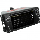 "LsqSTAR 6.2"" Car DVD Player w/ GPS,RDS,AUX,SWC,CanBus,6CDC,TV,BT phonebook,Dual Zone for Jeep Series"