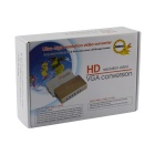 VGA HD 1080p para AV / S-Video Converter