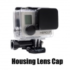 A-AD+ 4-in-1 Camera Lens + Interface + Housing + Battery Cap Set for GoPro Hero3+ - Black