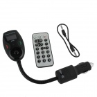 "OUMILY 1.1"" LCD Bluetooth V2.1 Car Hand-free Car Kit / FM Transmitter / MP3 Player / USB Charger"