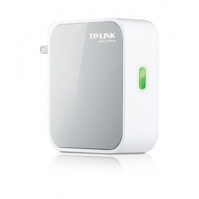 TP-Link TL-WR710N Wireless-N Travel Router