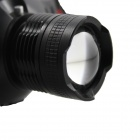 Dimmer S200 LED 110lm 3-Mode Blanco Faro - Negro + Rojo (1 x 18650)