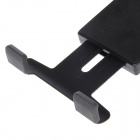 "Universal Adjustable Clamp Desktop Holder / Stand for 7""~11"" Tablet PC - Black + Silver"