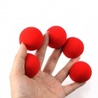 Magic Sponge Balls - Rood (5PCS)