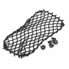 Car Storage Hanging Nylon Bag - Black