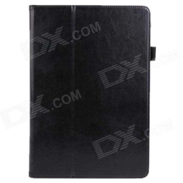 Protective PU Leather Case Cover Stand for Samsung Galaxy Note Pro 12.2 P900 - Black