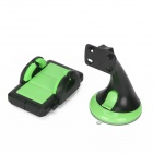 JHD-12HD36 Universal Car Holder Mount for Cellphone - Black + Green