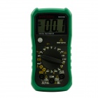 MASTECH-MS8239B-Pocket-Digital-Multimeter-w-Battery-Test-Black-2b-Green