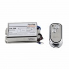 PY-E1 LED 1000Wx1 Three Channel RF Remote Control Switch - Silver (200~240V)