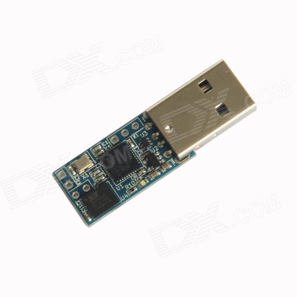 Seeed FST-01 USB 32-bit Computer Bare Development Board for Evaluation w/o Enclosure - Deep Blue