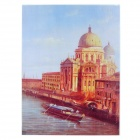 Venice-Pattern-Linen-Oil-Painting-Multicolored