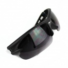 Outdoor Durable Anti-explode Glasses - Black