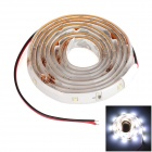 SENCART 2.5W 120LM 11000K White 36-3014 SMD LED Waterproof Strip Light (DC 12V)