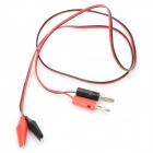 Repairing Power Supply Crocodile Clip Cables - Red + Black (1m)