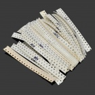 Hongyang 0603 240K-10M SMD Resistors - Black + Silver + Multicolored (800 PCS)
