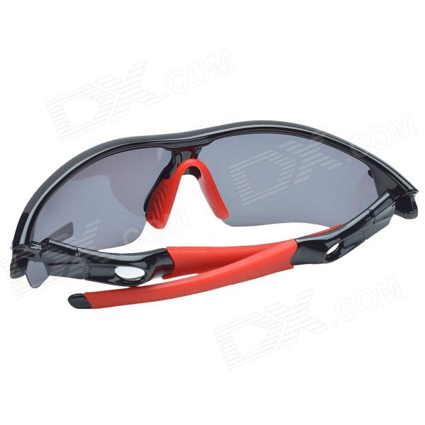 c514331b928 T-Rex BP-6192 Outdoor Cycling Polarized UV400 Protection Resin Frame PC  Lens Sunglasses ...