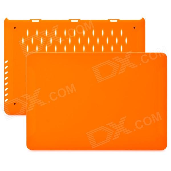"BTA Protective Matte Plastic Case for Apple MacBook Pro Retina 15.4"" - Orange"
