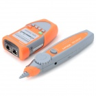 PK65H Enhanced Network Audio Wire Cable Tracker Set - Orange + Grey