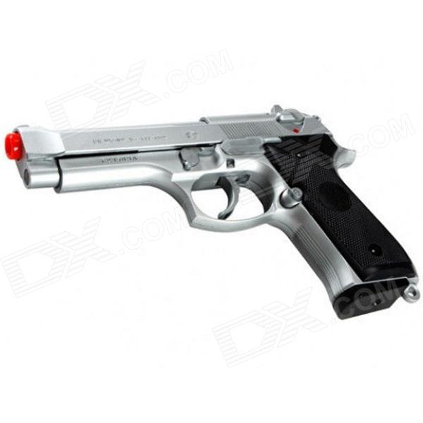 Genuine Tokyo Marui M9A1 Full Auto Electric Blow Back Airsoft Pistol - Silver for sale in Bitcoin, Litecoin, Ethereum, Bitcoin Cash with the best price and Free Shipping on Gipsybee.com