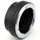CY-FX Contax Yashica CY C/Y Lens to Fujifilm X-Pro1 Mount Adapter - Black + Silver