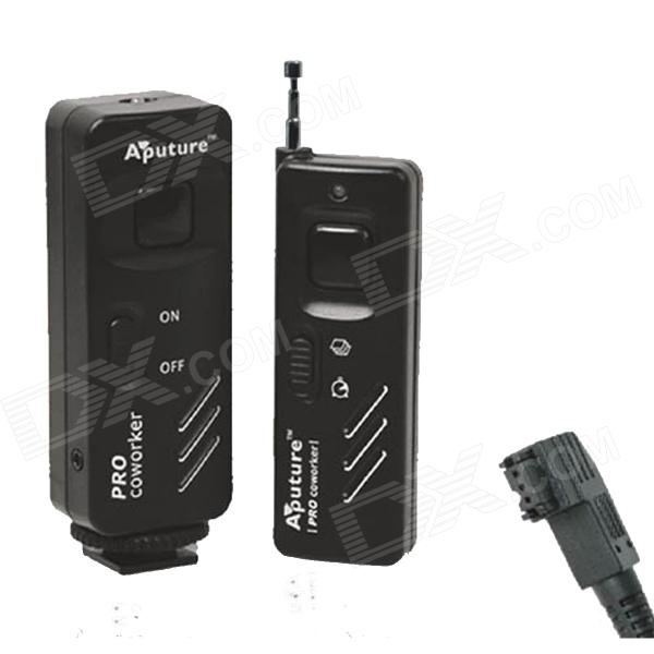 Aputure Pro 1S-blk Coworker Wireless Remote for Sony - Black (2 x AAA)