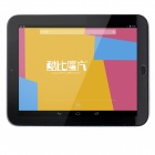 "CUBE U59GT 9.7"" IPS Dual Core Android 4.2.2 G+G 3G Phone Tablet w/Bluetooth Navigation, Dual Standby"