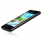 "A66+ Capacitive Touch Screen Android 2.3 Bar Phone w/ 4.0"" / Bluetooth / Wi-Fi - Black"